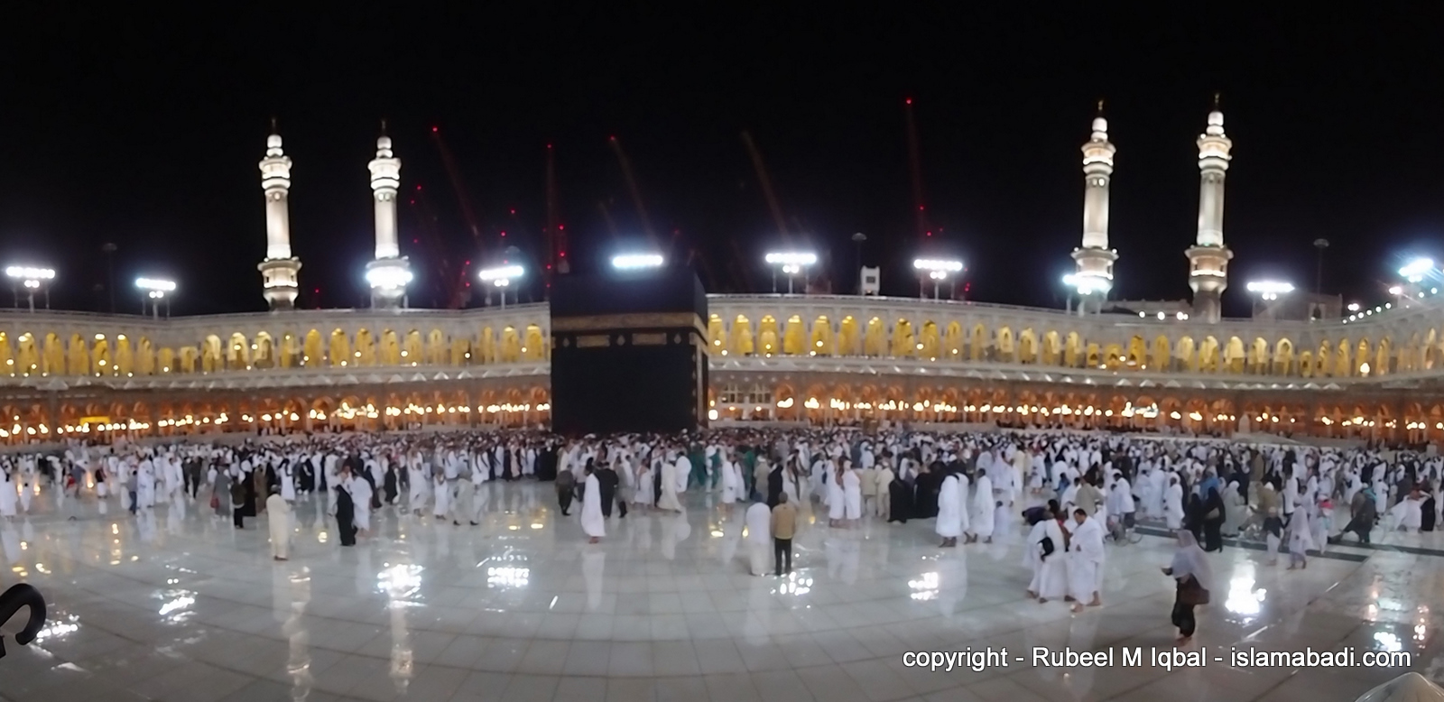 Kaaba Night